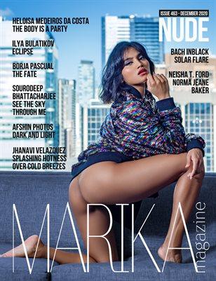 MARIKA MAGAZINE NUDE (463 ISSUE - DECEMBER)