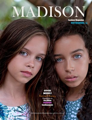 MADISON Fashion Magazine NOVEMBER # 26
