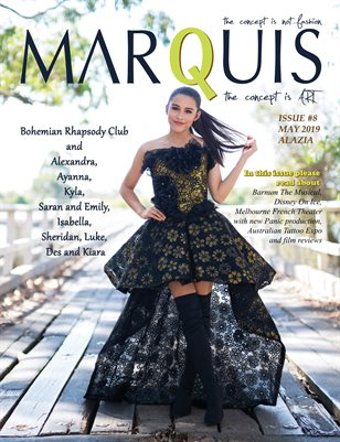 Marquis issue 8 May 2019
