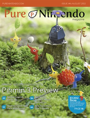 Pure Nintendo Magazine Issue #6