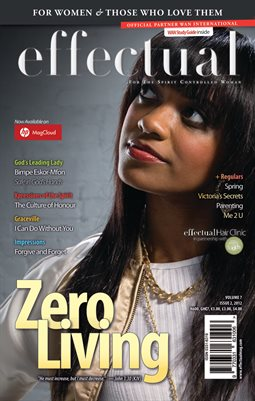 Zero Living - Effectual Magazine March_April 2012