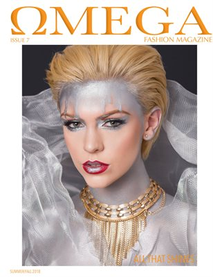 Omega Fashion Magazine Issue 7- All that Shines
