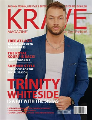 KRAVE #57 Summer Issue