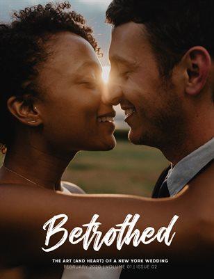 Betrothed Magazine - February 2020