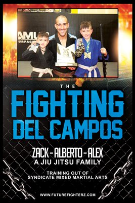 The Fighting Del Campos Poster