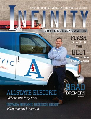 Infinity Business Magazine Oct. 2016
