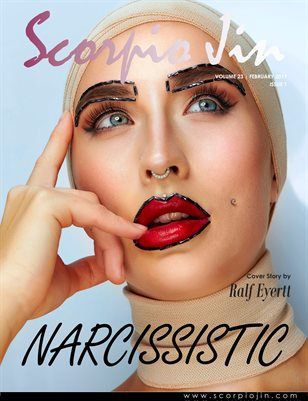 SCORPIO JIN MAGAZINE VOLUME 23 | FEBRUARY 2019 | ISSUE 1