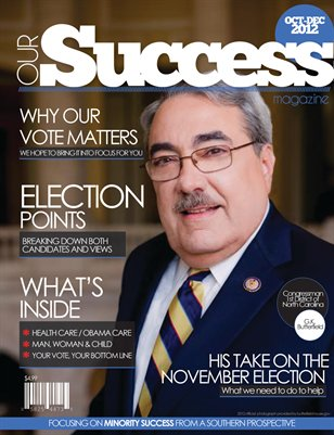 Our Success Magazine Oct.2012