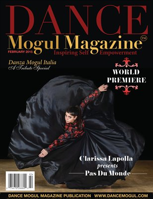 Dance Mogul Magazine presents Clarissa Lapolla
