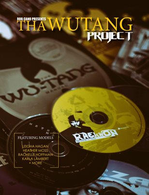THA WUTANG PROJECT by ROB CANO