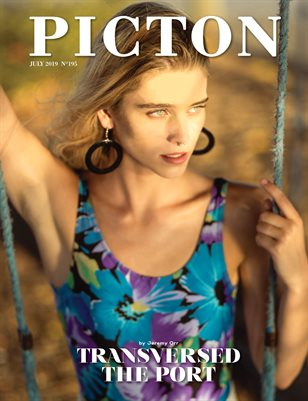 Picton Magazine JULY 2019 N195 Cover 1