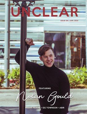 Unclear Magazine JANUARY 2021