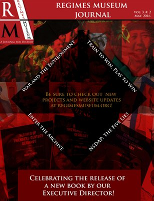 Regimes Museum Journal Volume 3, Issue 2