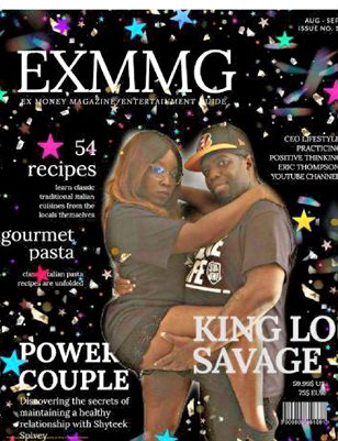 Ex Money Magazine Presents King Lo The Savage