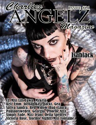 Charliez Angelz Issue #21 - Isablack