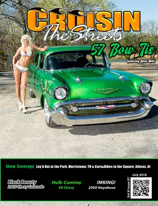 July 2017 Issue, Cruisin' the Streets