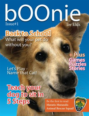 Boonie For Kids, Issue #1