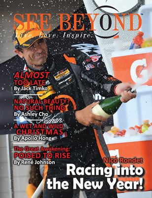 See Beyond Magazine Jan/Feb 2021 Edition
