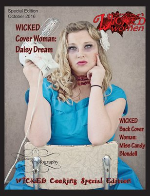 WICKED Women Magazine- WICKED Cooking Special Edition: October 2016