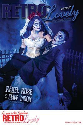Rebel Rose and Cliff Moon Cover Poster