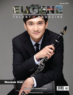 Eugene Talent Magazine January 2018 Edition