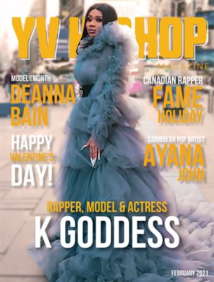 YV Hip Hop Magazine February 2021 Issue