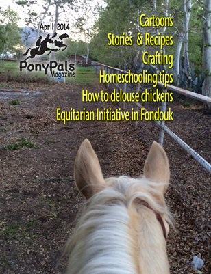 Pony Pals Magazine -- April 2014 -- Vol.3 #11