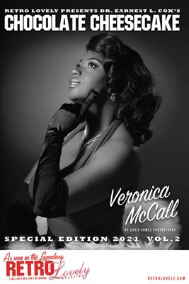 Chocolate Cheesecake 2021 – Vol.2 Veronica McCall Cover Poster