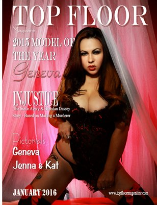 Top Floor Magazine January 2016