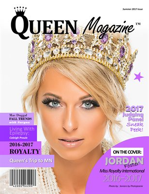 2017 Summer QUEEN Magazine