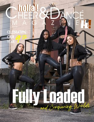 HOLLA'! Cheer and Dance Magazine - Fall 2021