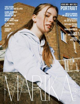 MARIKA MAGAZINE PORTRAIT (ISSUE 869 - MAY)