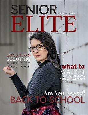 Senior Elite Magazine | Vol. 4 | August 2019