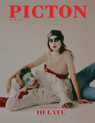 Picton Magazine APRIL 2020 N481 Cover 2