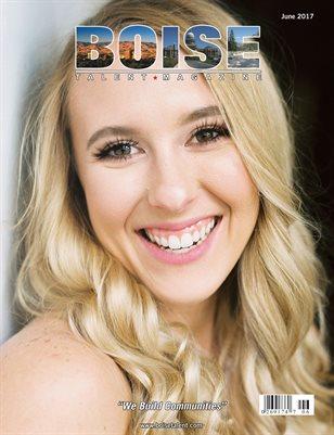Boise Talent Magazine June 2017 Edition
