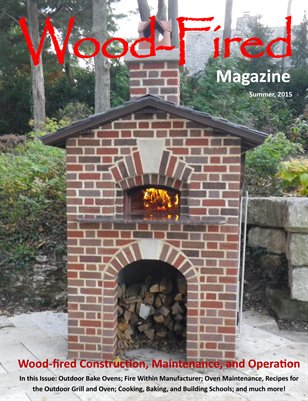 Wood-Fired Magazine #3 Summer 2015