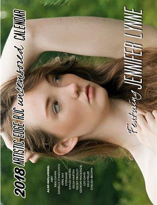 Uncensored 2018 Calendar featuring Jennifer