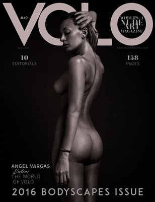 VOLO 40 - 2016 Bodyscapes Issue