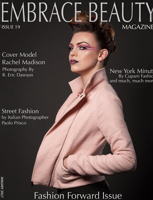 Embrace Beauty Magazine Fashion Forward