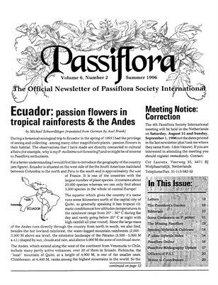 Vol 6, Nr 2, 1996