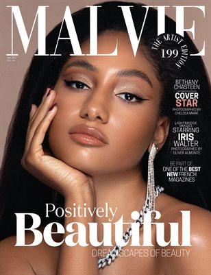 MALVIE Magazine The Artist Edition Vol 199 April 2021