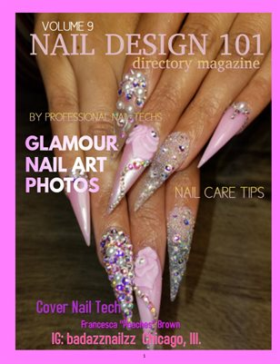 "VOLUME 9A ""World Wide Nail Techs"""