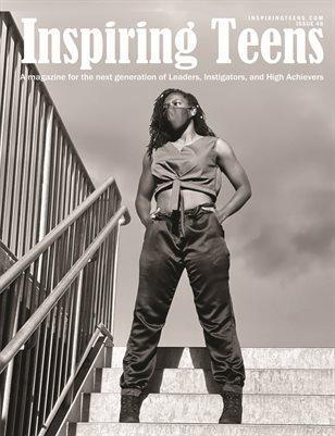 Issue 46 of Inspiring Teens Magazine