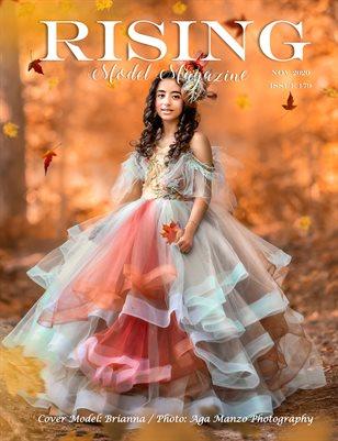 Rising Model Magazine Issue #179
