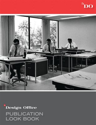 The Design Office | Publication Design Look Book | 2013