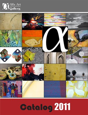 Alfa Art Gallery Catalog 2011