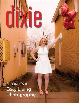 Dixie Magazine Easy Living Photography Special Issue
