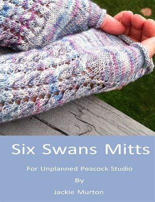Six Swans Mitts