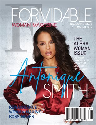 Formidable Woman Magazine March 2019