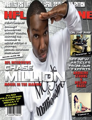 HFL MAGAZINE: SPRING EDITION: MARCH/APRIL 2012